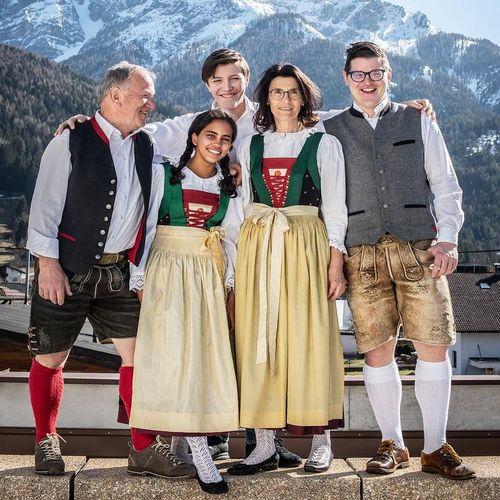 Gastgeberfamilie Weichinger