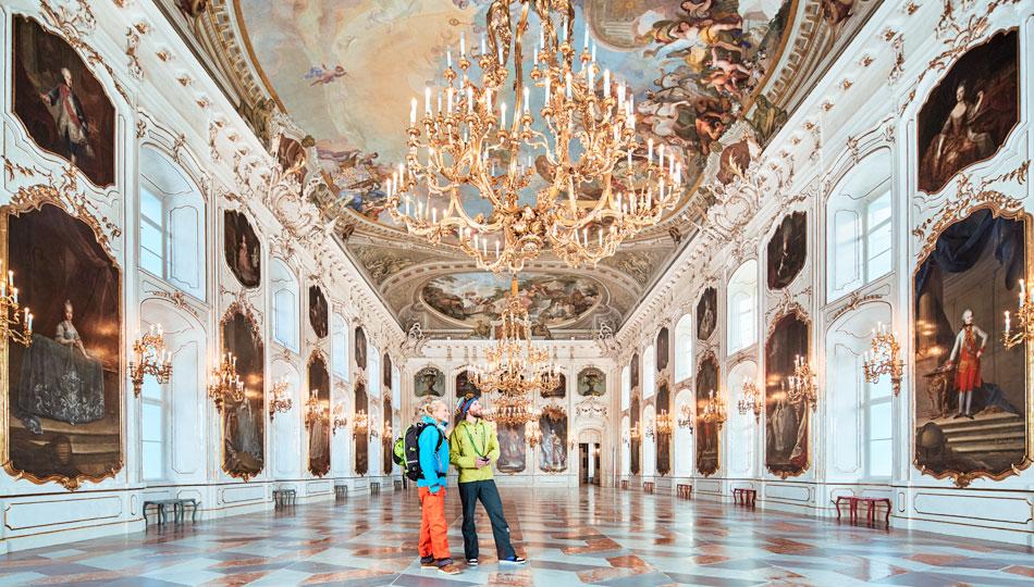 Kaiserliche Hofburg in Innsbruck