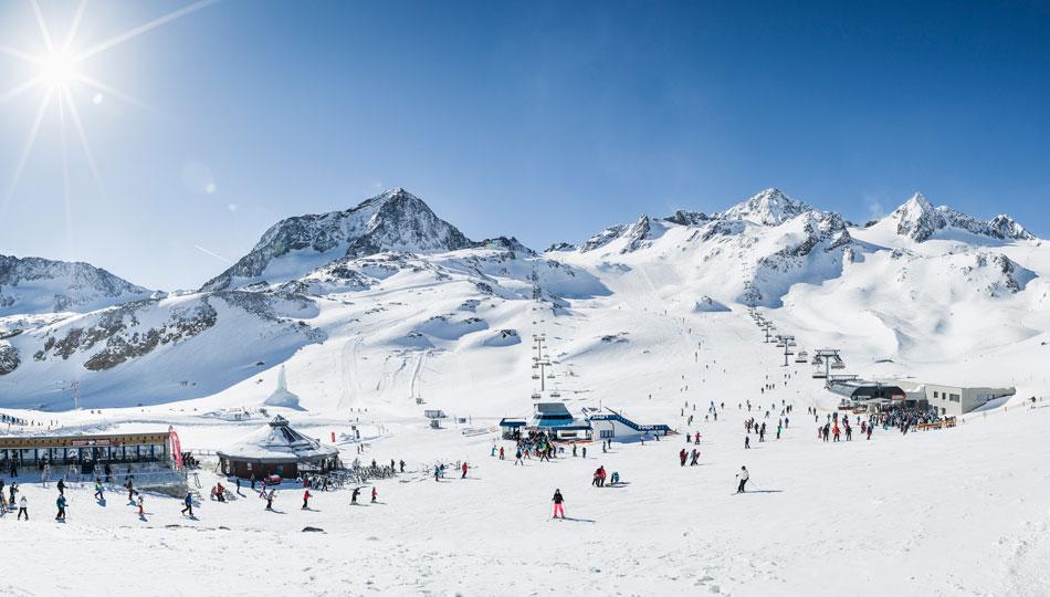 [Translate to Englisch:] Stubaier Gletscher