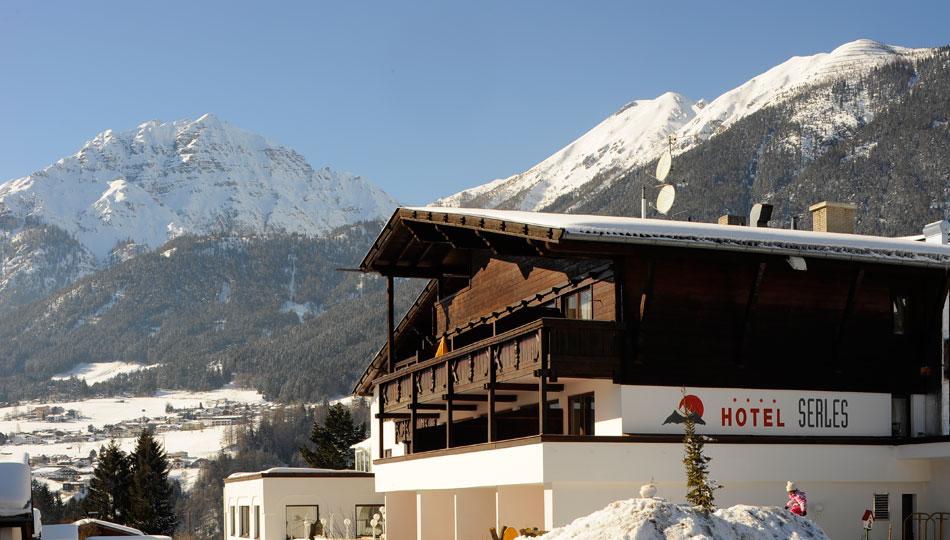 Hotel Serles Winter