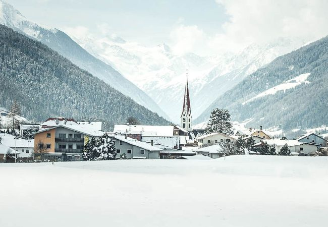 Winter in Tyrol