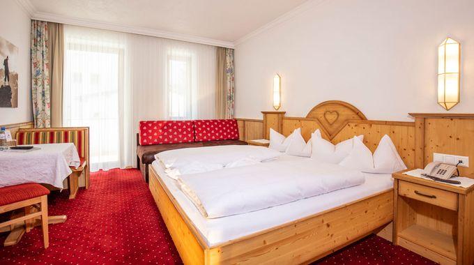Karwendel double room