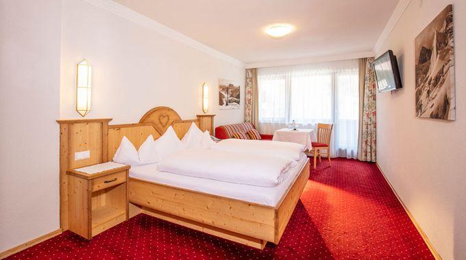 Doppelzimmer Kofel