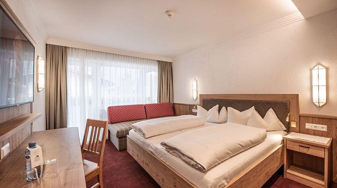 Habicht double room